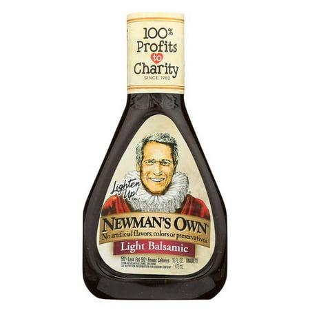 Newman's Own Lighten Up Balsamic Vinaigrette Salad Dressing - pack of 6 - 16 Fl Oz.](Ideas For Dressing Up)