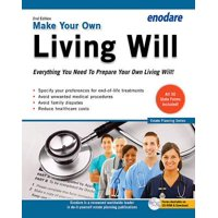 Make Your Own Living Will : Everything You Need to Prepare Your Own Living Will
