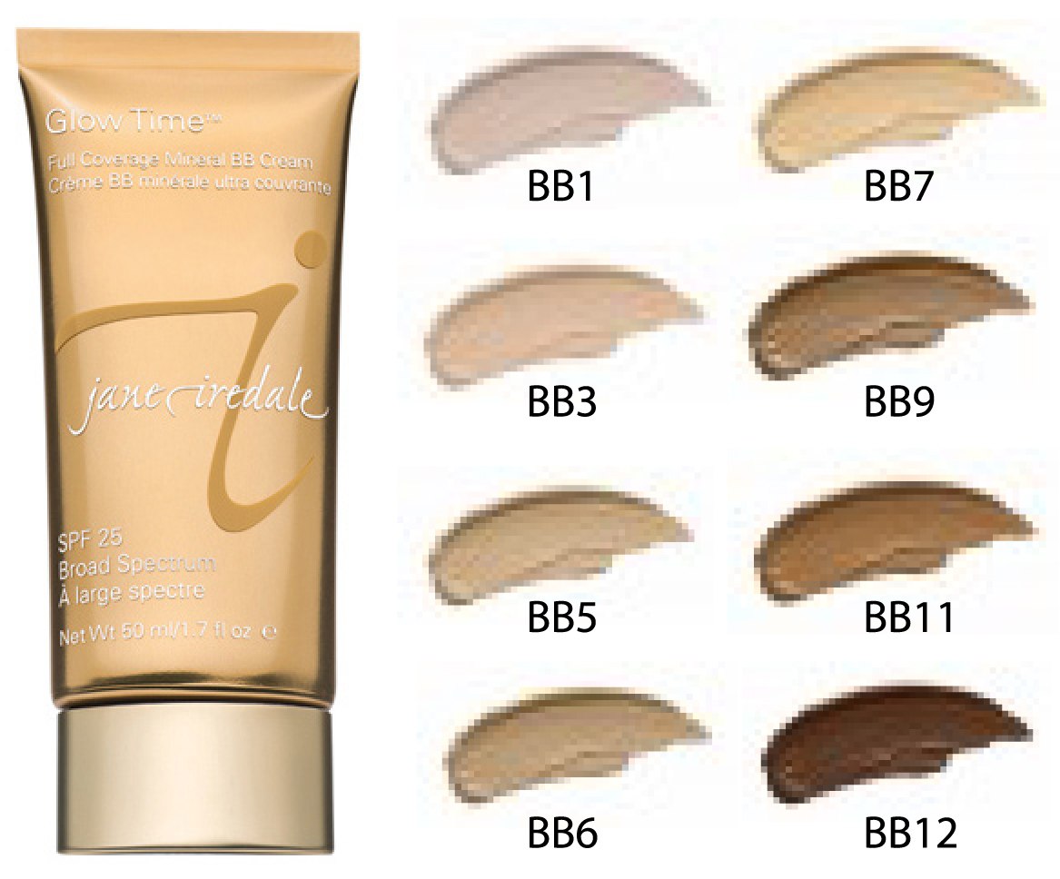 Jane iredale glow time full coverage mineral bb cream spf 25 17 jane iredale glow time full coverage mineral bb cream spf 25 17 oz bb6 walmart nvjuhfo Choice Image