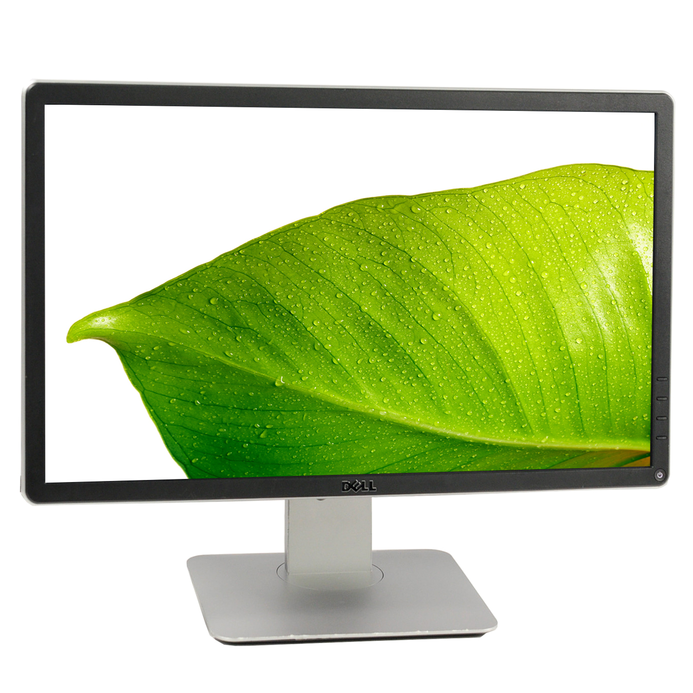 "Refurbished Dell P2214H 22"" 1920x1080 16:9 IPS LCD Monitor DVI DP VGA USB Grade B"