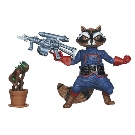 Marvel Infinite Series Rocket Raccoon Figure (Rocket Raccoon Figure)