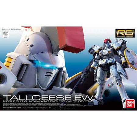 Bandai Hobby Gundam Wing Tallgeese EW Endless Waltz RG 1/144 Model Kit