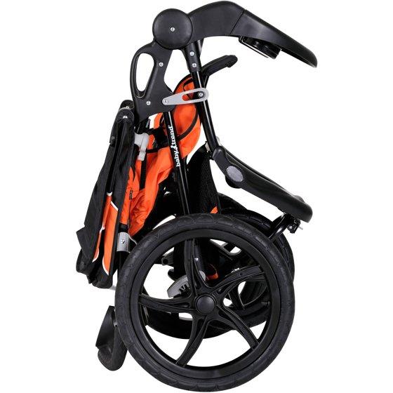 Baby Trend XCEL Jogging Stroller, Tiger Lily