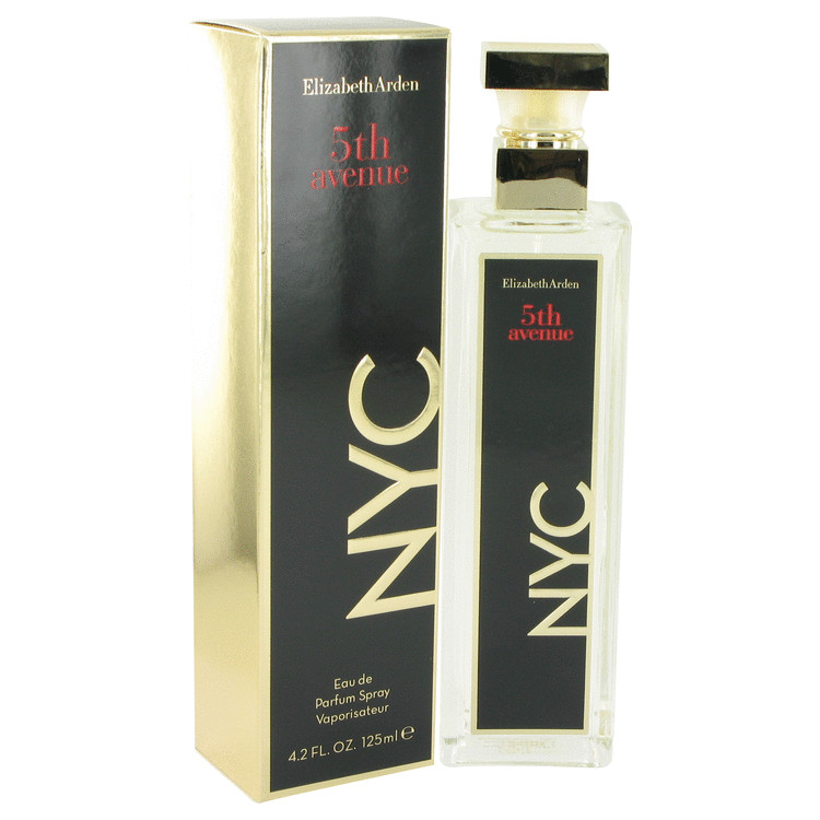 Elizabeth Arden 5th Avenue NYC Eau De Parfum Spray for Women 4.2 oz