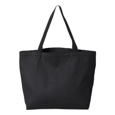 Liberty Bags. Black. One Size. 8503. 00671867634761 - image 1 of 1