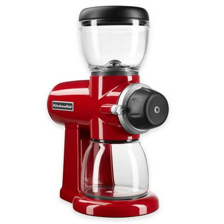 KitchenAid KCG0702ER Burr Coffee Grinder, Empire R