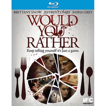 Would You Rather (Blu-ray) - Would You Rather Halloween