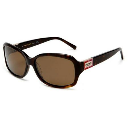8969746629aa Kate Spade New York - Kate Spade Women's Annika Sunglasses,Tortoise  Frame/Brown Lens,one size - Walmart.com