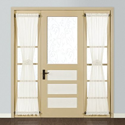 United Curtain Monte Carlo Curtain Panel Set by United Curtain Co.
