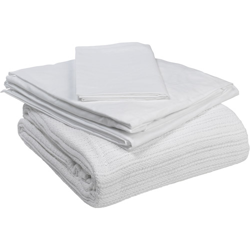 drive medical hospital bed bedding in a box - walmart