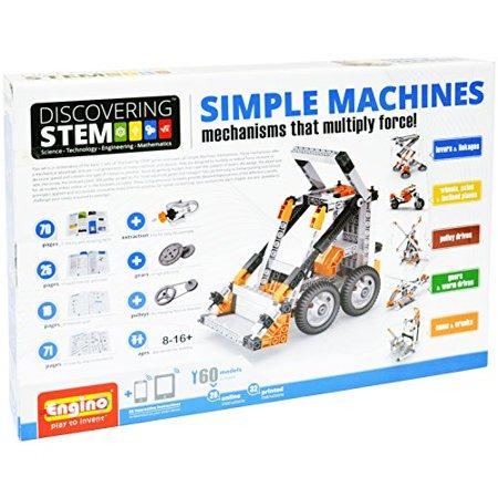 Engino Stem Simple Machines