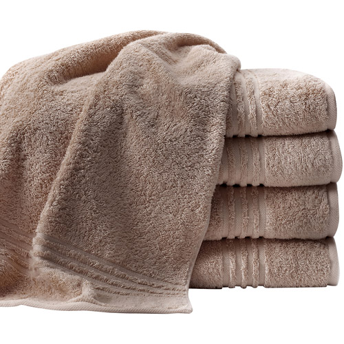 Essentials 4-Piece Bath Towel