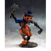 Reaper Miniatures Freddie, Pumpkin Horror #03708 Dark Heaven Unpainted Metal