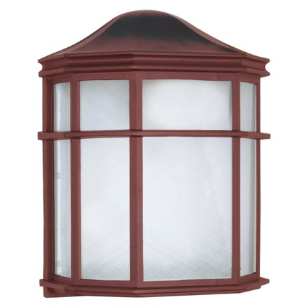 Nuvo Lighting 60/582 Single Light Ambient Lighting Outdoor Wall (Hourglass Ambient Lighting Edit Surreal Light Review)