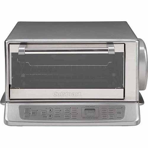 Cuisinart TOB-195 Exact Heat Toaster Oven Broiler, Stainl...