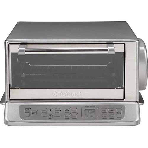 Cuisinart TOB-195 Exact Heat Toaster Oven Broiler, Stainless [Kitchen]