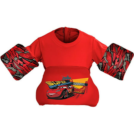 Disney Cars Tad Pool Life Vest, Red