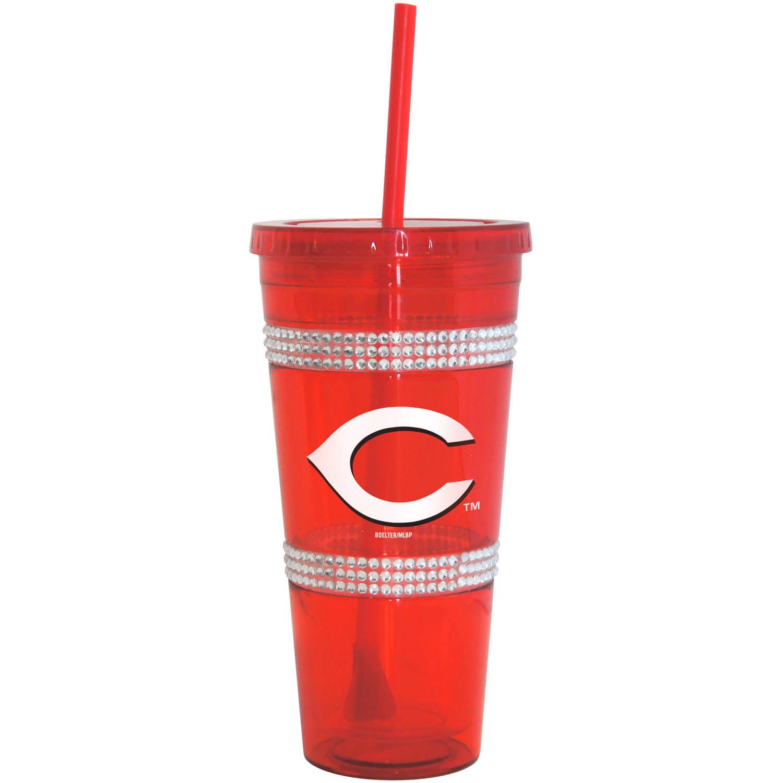 Boelter Brands Llc Mlb Boston Red Sox Double Bling Tumbler