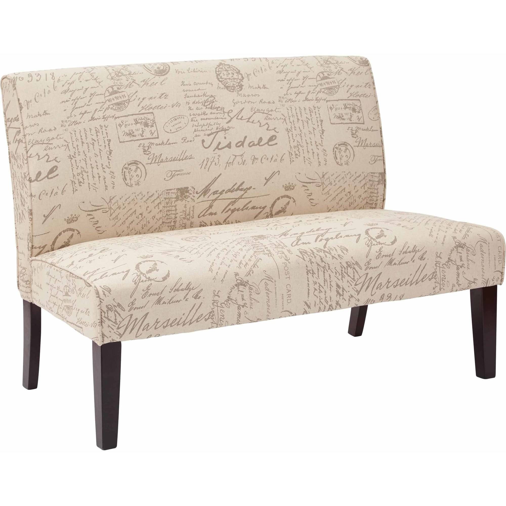 Ave Six, Laguna Loveseat by Office Star Products
