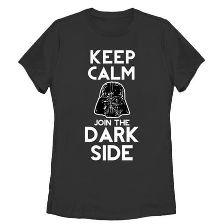 Star Wars Women's Keep Calm T-Shirt