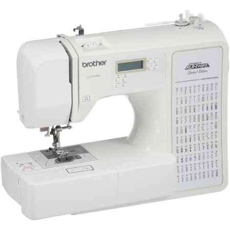 Brother 40Stitch RCE140PRW Refurbished Computerized Sewing Simple Wal Mart Sewing Machine