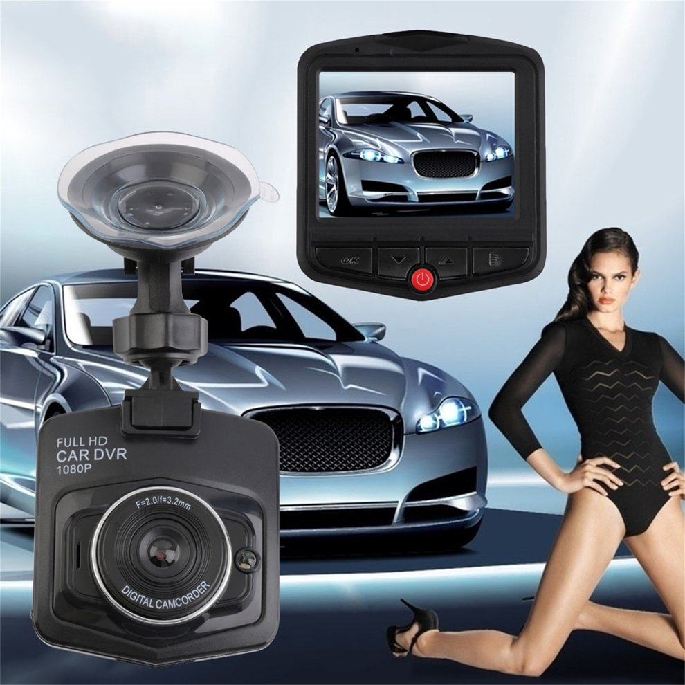 "CNMODLE Universal 2.4"" Full HD Lens 1080P Car Auto Camcorder DVR Vehicle Camera Video Recorder Dash Cam G-sensor"