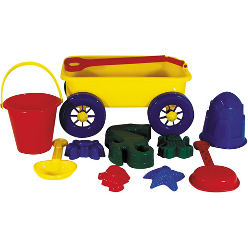 Water Sports Itza Beach Wagon Play Set