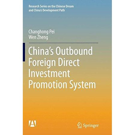 China S Outbound Foreign Direct Investment Promotion System  Softcover Reprint Of The Origi