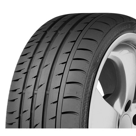 Continental ContiSportContact 3 215/45R17 91V XL Performance Tire