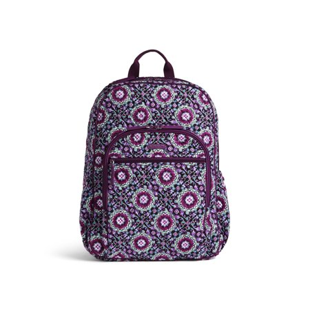 f2818388e8 Vera Bradley - Campus Tech Laptop Backpack Bag - Walmart.com