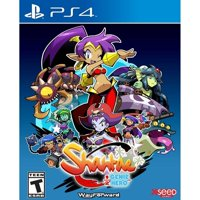Xseed Shantae: Half-Genie Hero for PlayStation 4 Risky Beats Edition