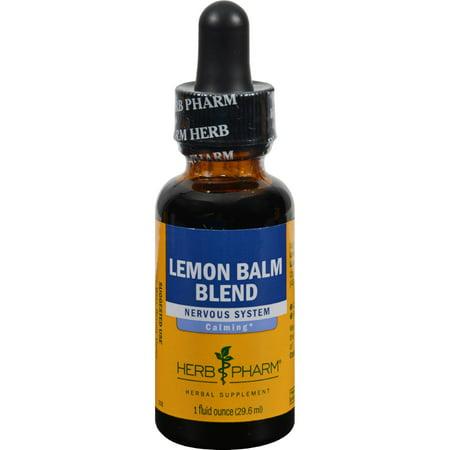 Hawthorne Berry Herb Extract (Herb Pharm Liquid Herbal Extract - Lemon Balm - 1)