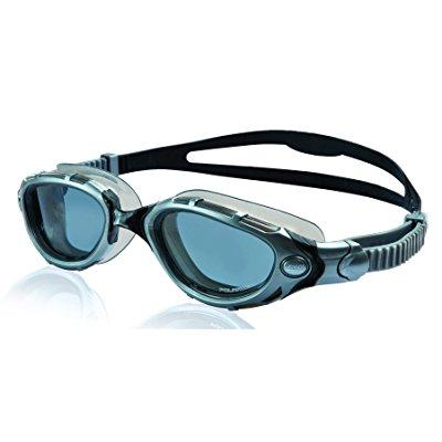 ZOGGS Zoogs Swim Predator Flex, Polarized L XL, Silver Bl...