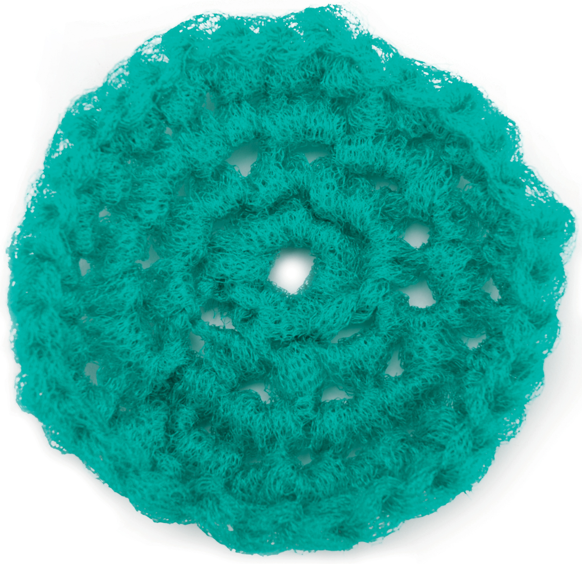 "Falk Net Mesh Spool 3"" wide 40 yd-Teal"