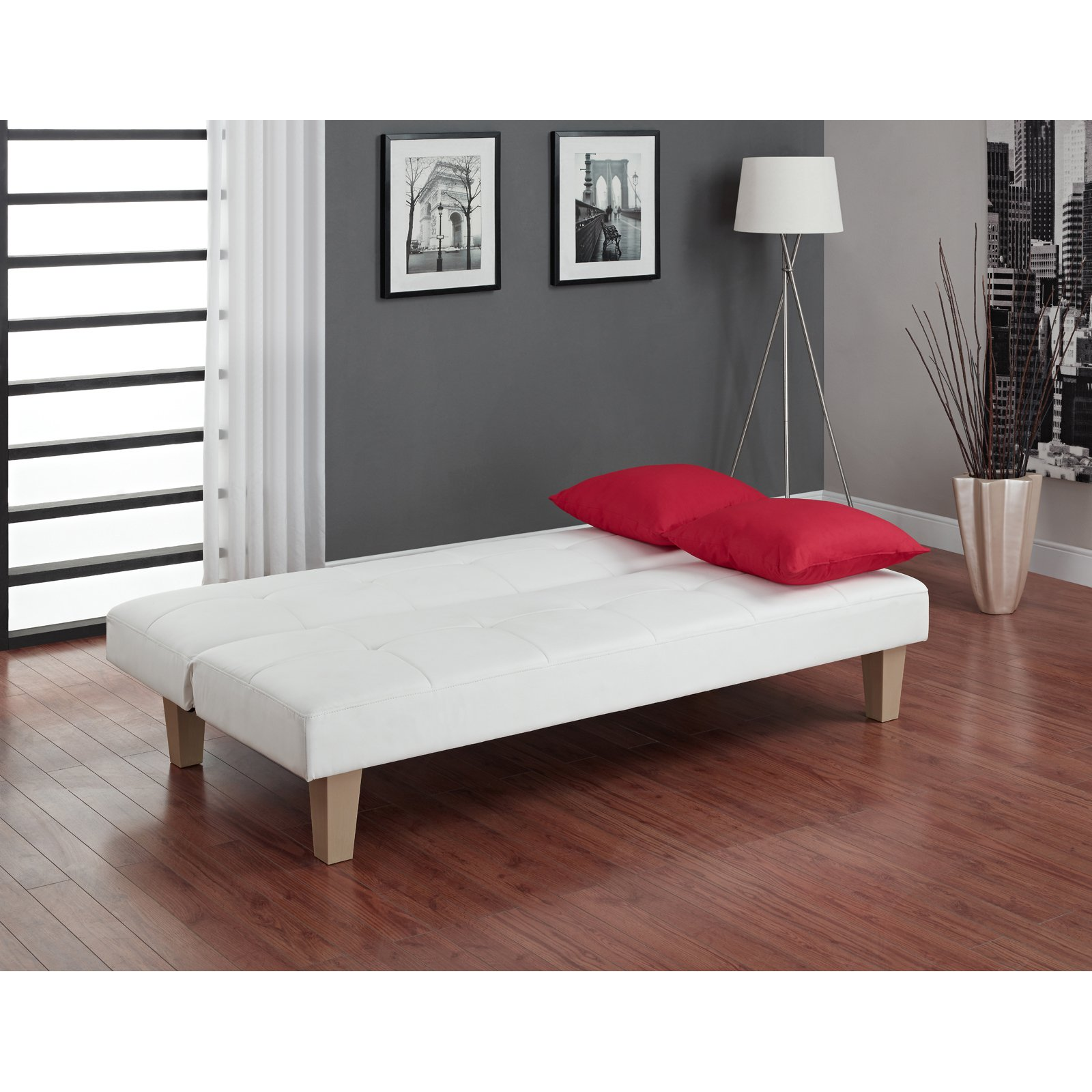 white futon sofa bed. White Futon Sofa Bed