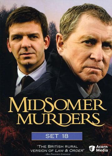 Midsomer Murders: Set 18 by ACORN MEDIA