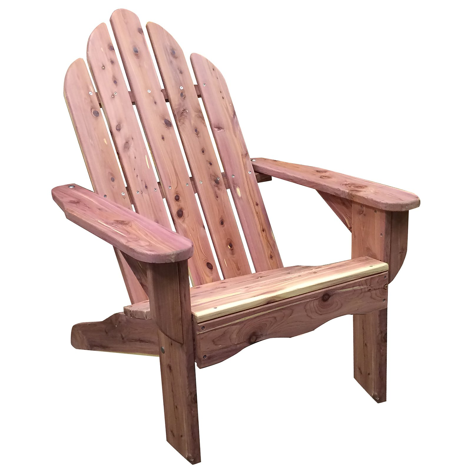 AmeriHome USA Amish Made Cedar Adirondack Chair