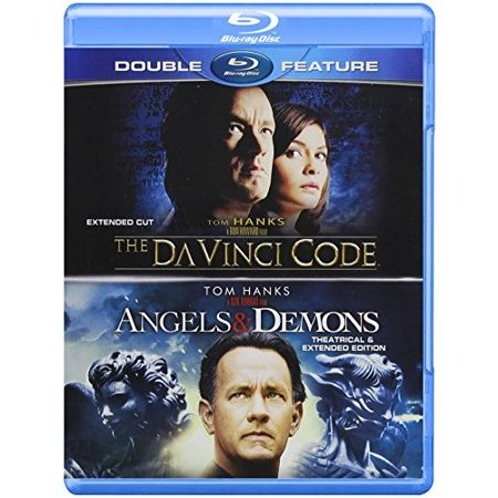 The Da Vinci Code  Extended Cut    Angels   Demons  Blu Ray   Digital Hd   With Instawatch   Widescreen