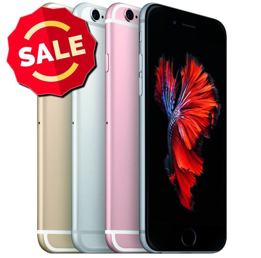 Refurbished Apple iPhone 6s Plus 64GB GSM Unlocked Rose Gold