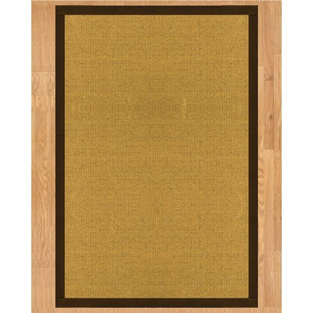 Natural Area Rugs Prescott Hand Crafted Tan Area Rug