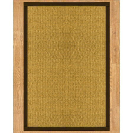 Natural Area Rugs Prescott Hand Crafted Tan Area Rug ()