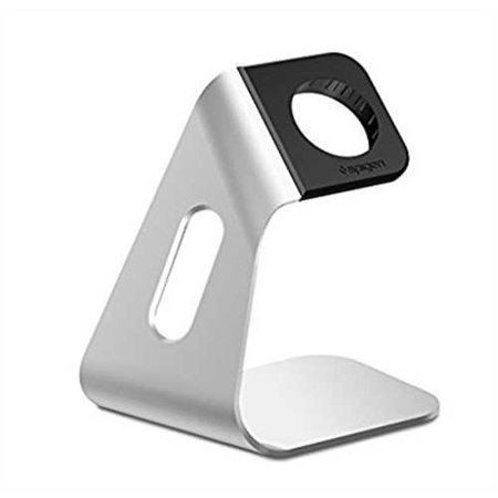 huge discount 561dd ebb2e Spigen S330 Apple Watch Stand with Aluminum Body for Apple Watch Series 1 /  Series 2 / 42mm / 38mm - Patent Pending