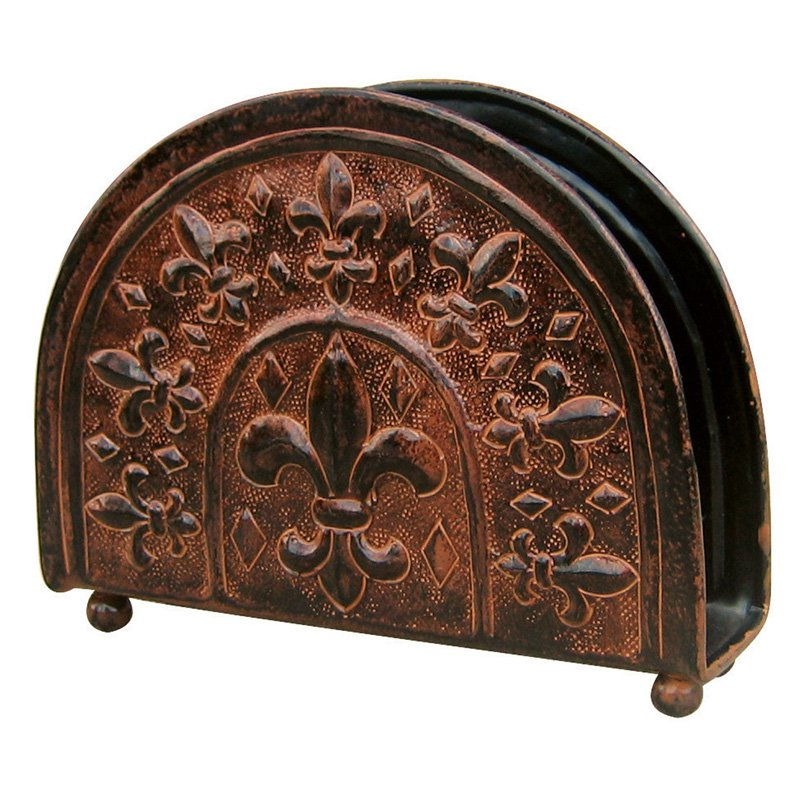 Old Dutch Versailles Napkin Holder