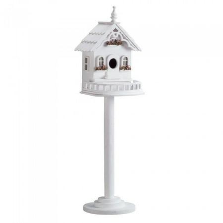 Birdhouse, Outdoor Finch Bird Nest, Chickadee Standing Sparrow Bird Houses