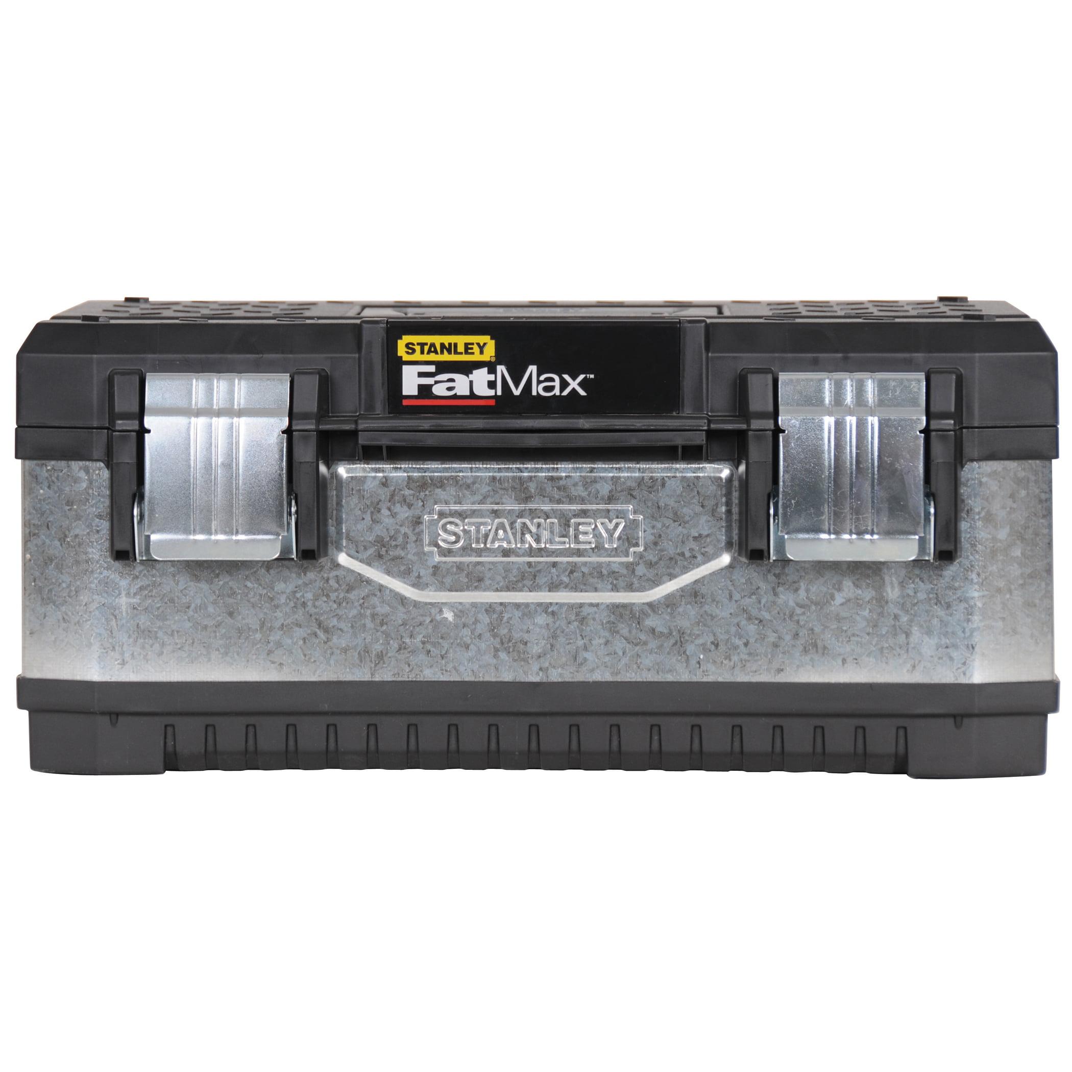"Stanley Storage FMST20061 20"" Metal & Plastic Tool Box"