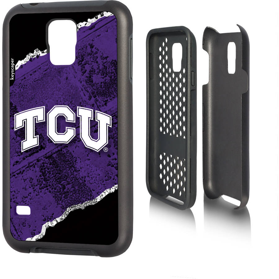 Texas Christian Horned Frogs Galaxy S5 Rugged Case