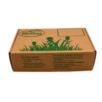 BioBag Tall Food Scrap Bags, 13 Gallon, Green, 48 Ct