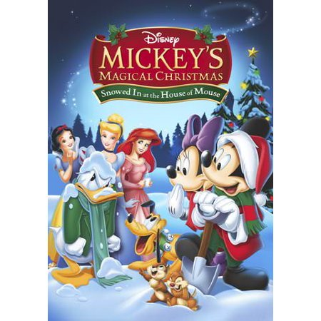 Mickey's Magical Christmas: Snowed in at the House of Mouse (Vudu Digital Video on (Mickeys Snow)