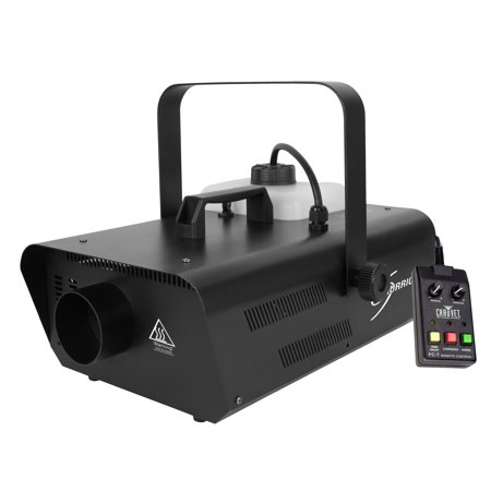 Chauvet DJ H1302 Hurricane Smoke Fog Machine Party Fogger with Wired Remote