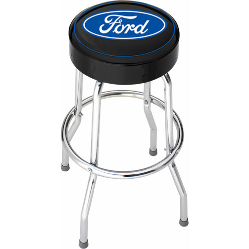 Stool: Ford Logo; Garage Stool
